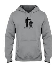 Save the planet - dump religion Hooded Sweatshirt thumbnail