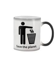 Save the planet - dump religion Color Changing Mug thumbnail