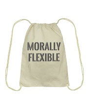 Morally Flexible Drawstring Bag thumbnail