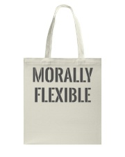 Morally Flexible Tote Bag thumbnail