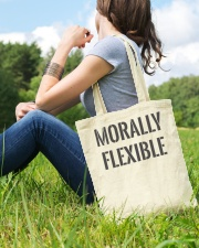 Morally Flexible Tote Bag lifestyle-totebag-front-6