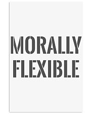 Morally Flexible Vertical Poster tile