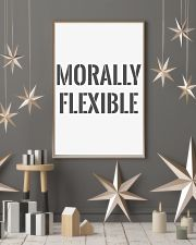 Morally Flexible 11x17 Poster lifestyle-holiday-poster-1