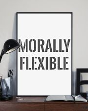 Morally Flexible 16x24 Poster lifestyle-poster-2