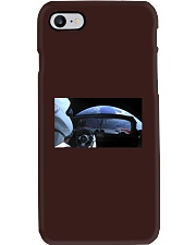 SpaceX Starman Looking at Earth Phone Case thumbnail