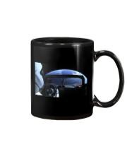 SpaceX Starman Looking at Earth Mug thumbnail