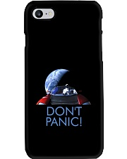 DON'T PANIC - Starman in Space with Roadster Phone Case thumbnail