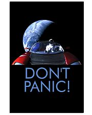 DON'T PANIC - Starman in Space with Roadster 16x24 Poster thumbnail