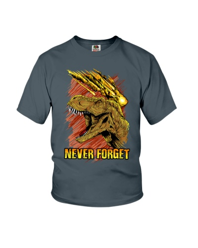 NEVER FORGET - 65 Million BC