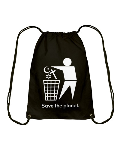 Save the planet - trash religion