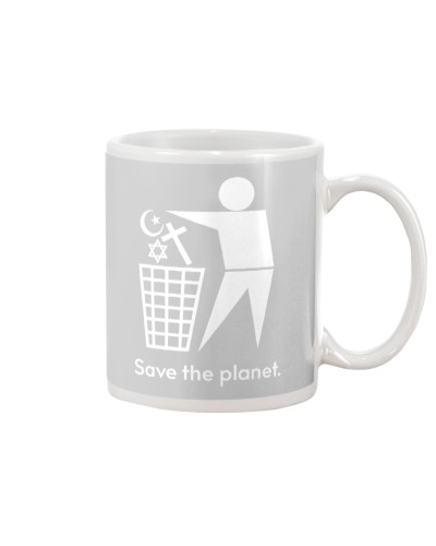 Save the planet - throw away religion