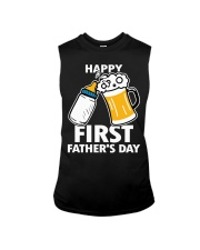 HAPPY FIRST FATHER'S DAY Sleeveless Tee thumbnail
