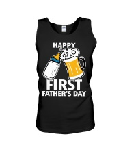 HAPPY FIRST FATHER'S DAY Unisex Tank thumbnail