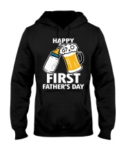 HAPPY FIRST FATHER'S DAY Hooded Sweatshirt thumbnail