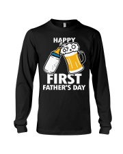 HAPPY FIRST FATHER'S DAY Long Sleeve Tee thumbnail