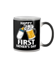 HAPPY FIRST FATHER'S DAY Color Changing Mug thumbnail