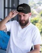PAPA BEAR AND BABY BEAR Embroidered Hat garment-embroidery-hat-lifestyle-05