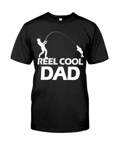 REEL COOL DAD - DAD'S CUTEST CATCH