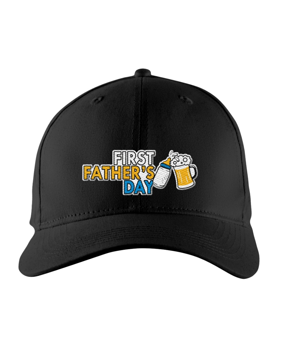FIRST FATHER'S DAY Embroidered Hat