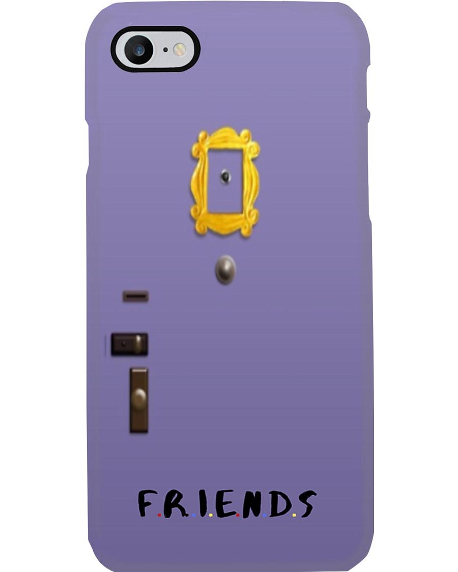 purple friends door phone case get yours Phone Case