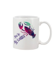 Valentine Day - you are my lobster  Mug thumbnail