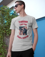 Thank a Veteran Classic T-Shirt apparel-classic-tshirt-lifestyle-17