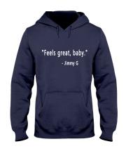 feels great baby Hooded Sweatshirt thumbnail
