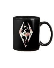 Floral Skyrim Mug thumbnail