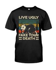 live ugly Classic T-Shirt thumbnail