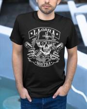 Graffiti Rap Coka Nostra Classic T-Shirt apparel-classic-tshirt-lifestyle-front-45