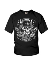 Graffiti Rap Coka Nostra Youth T-Shirt thumbnail