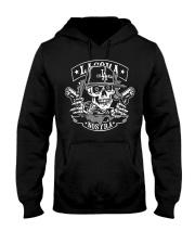 Graffiti Rap Coka Nostra Hooded Sweatshirt thumbnail