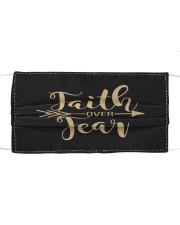Faith Over Fear  Cloth face mask thumbnail