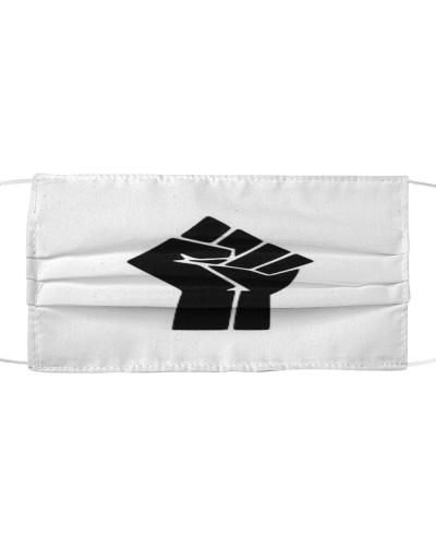 Black Lives Matter Fist Logo reusable