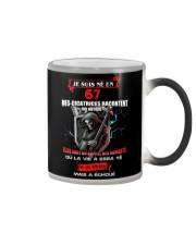 je suis ne en 67 Color Changing Mug thumbnail