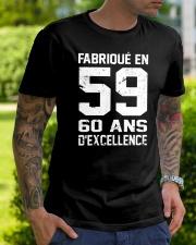 excellence 59 Classic T-Shirt lifestyle-mens-crewneck-front-7