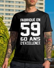 excellence 59 Classic T-Shirt lifestyle-mens-crewneck-front-8