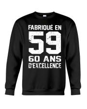excellence 59 Crewneck Sweatshirt thumbnail