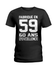 excellence 59 Ladies T-Shirt thumbnail