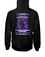 mars essaye Hooded Sweatshirt tile