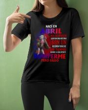 naci en 4 Ladies T-Shirt apparel-ladies-t-shirt-lifestyle-front-10