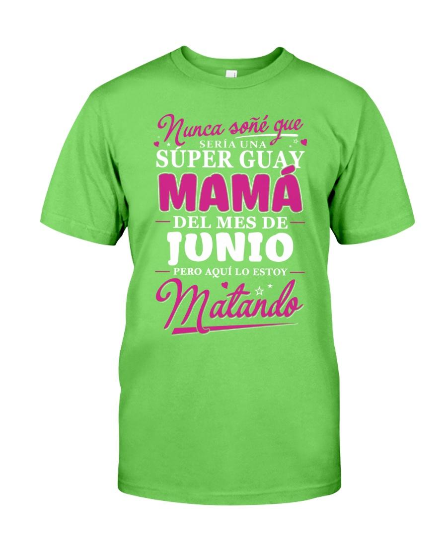 juniol-mama Classic T-Shirt