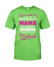 juniol-mama Classic T-Shirt front