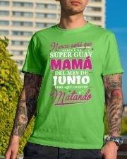 juniol-mama Classic T-Shirt lifestyle-mens-crewneck-front-8