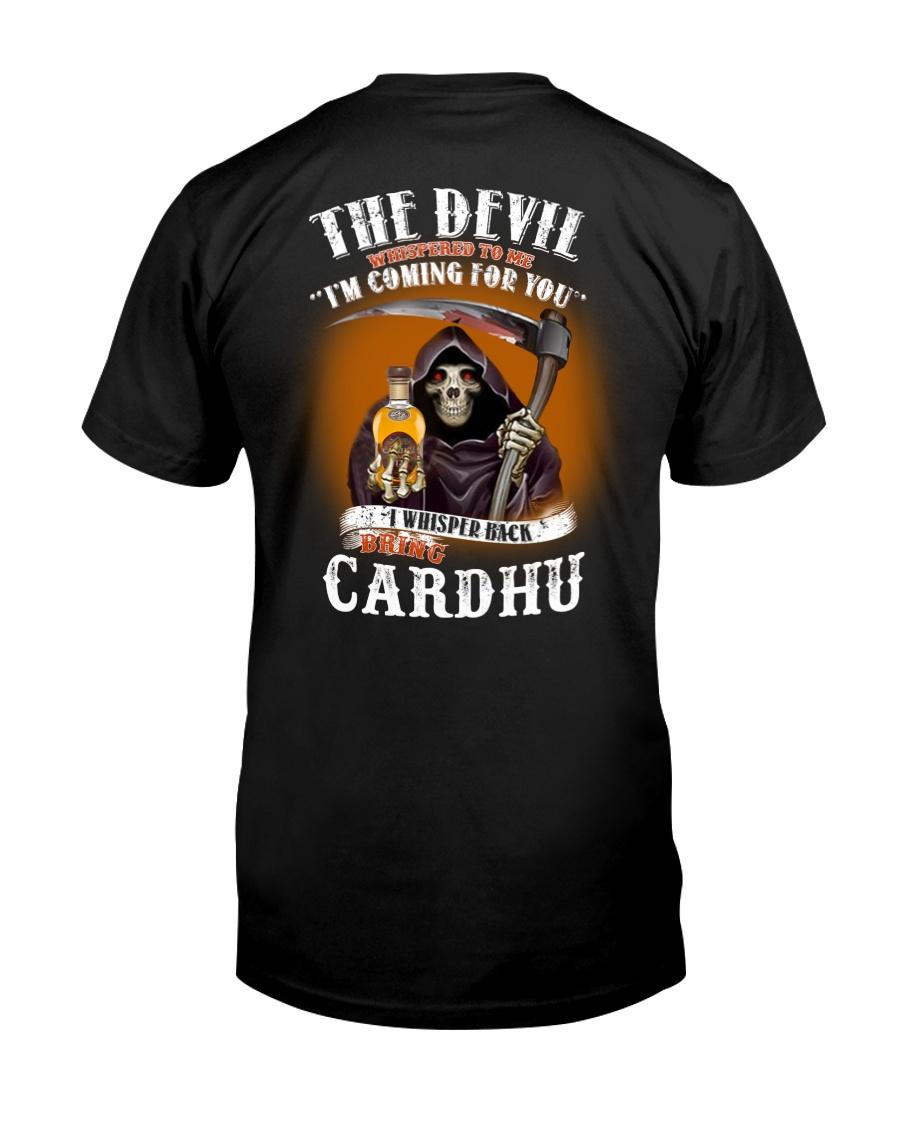 the devil cardhu Classic T-Shirt