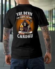 the devil cardhu Classic T-Shirt lifestyle-mens-crewneck-back-3