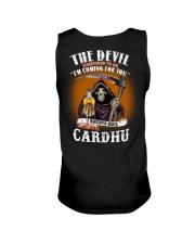 the devil cardhu Unisex Tank thumbnail
