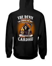 the devil cardhu Hooded Sweatshirt thumbnail