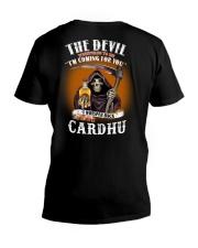 the devil cardhu V-Neck T-Shirt thumbnail
