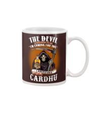 the devil cardhu Mug thumbnail